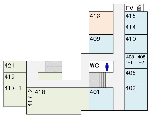 4階配置図