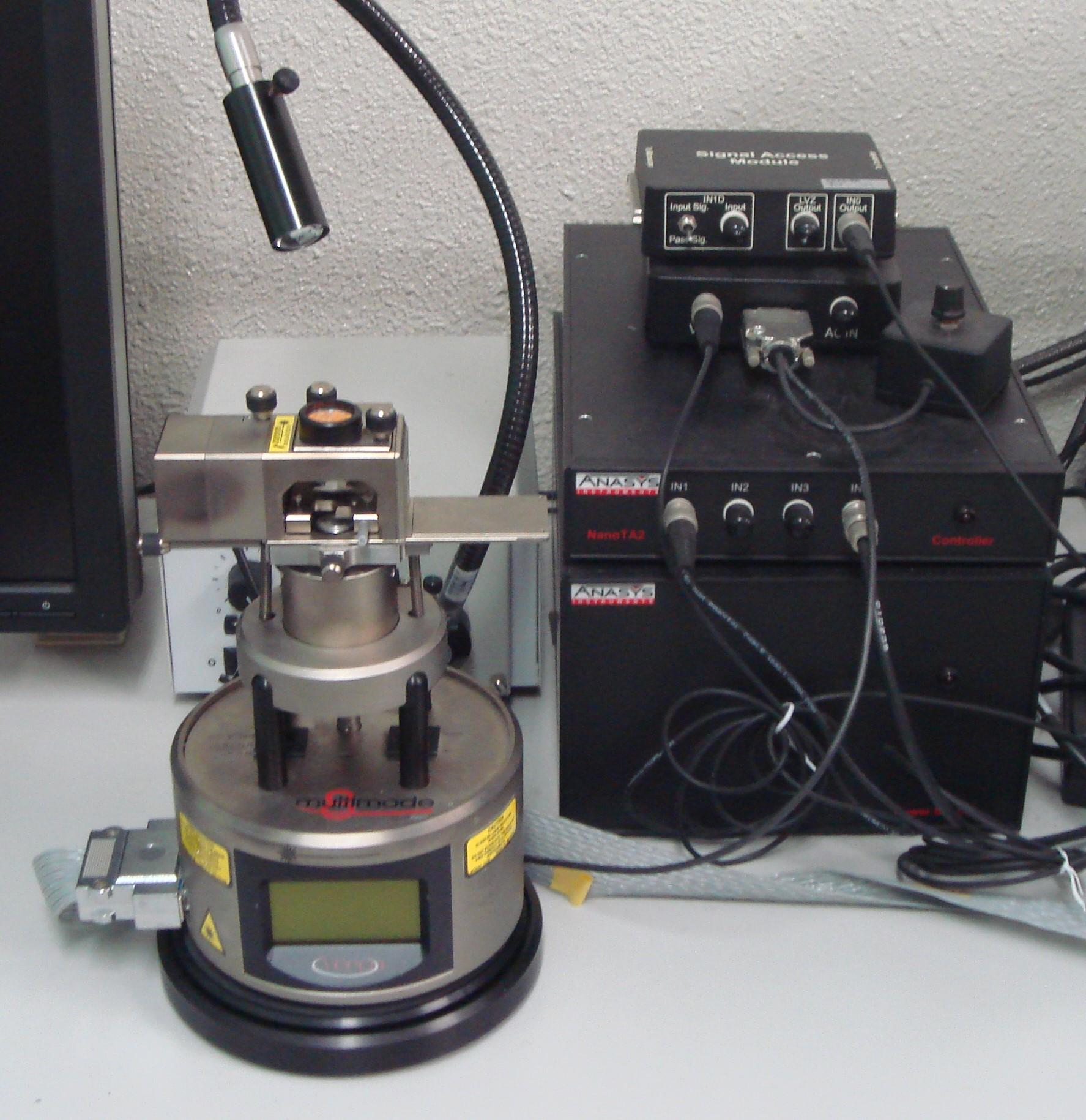 局所熱分析装置